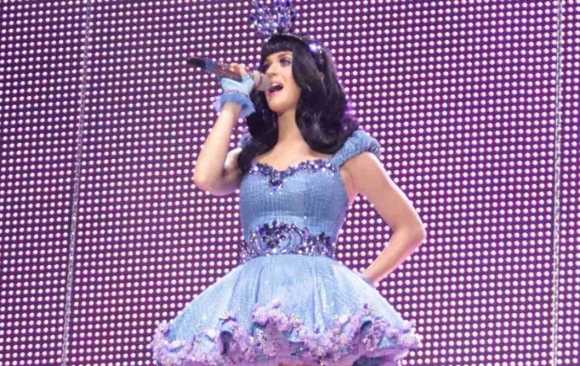 Katy Perry en Rock In Rio 2011
