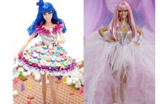 Katy Perry y Nicki Minaj