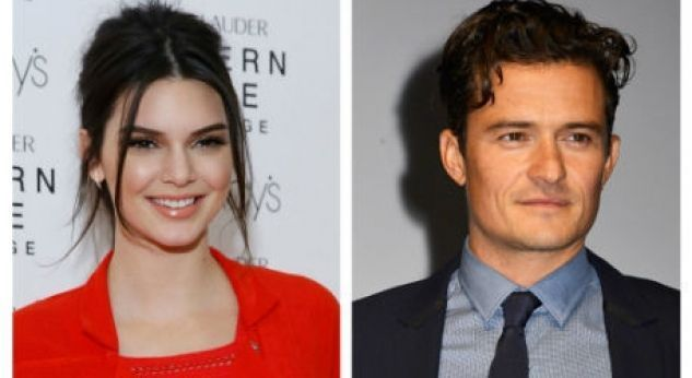 Kendall Jenner y Orlando Bloom andan de ligue en secreto