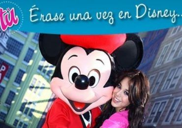 La pasó supercool en Walt Disney World