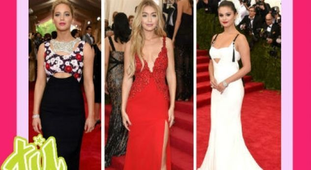 La red carpet de la Met Gala 2015