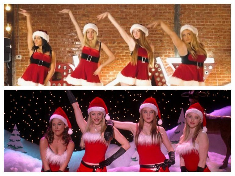 Lele Pons hizo su propia versión del Jingle Bells Rock de Mean Girls