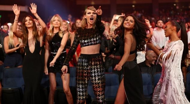Lo más cool del backstage de los MTV Video Music Awards 2015
