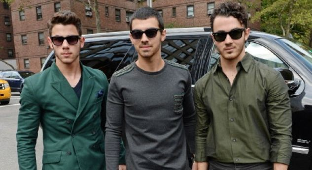 Los Jonas Brothers ¡en el Fashion Week de Nueva York!