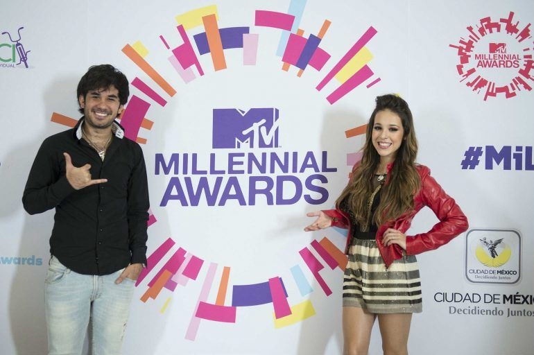 Los MTV Millennial Awards 2013