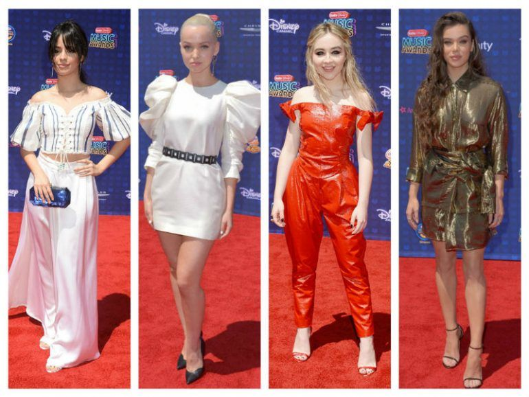 Los looks de las stars en los Radio Disney Music Awards 2017