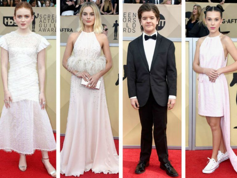 Los mejores looks de la Red Carpet de los Screen Actors Guild Awards