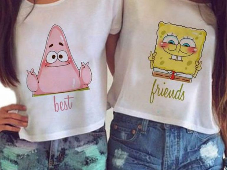 Matching outfits que debes tener con tu BFF