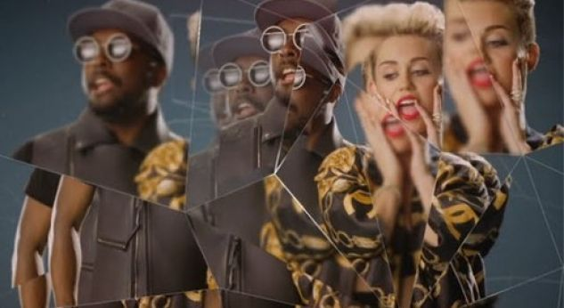 Miley Cyrus y Will.i.am ¡rapean juntos en el video Feeling Myself!