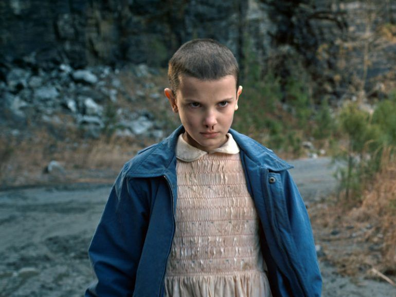 Millie Bobby Brown está de vuelta en ?Stranger Things 2?