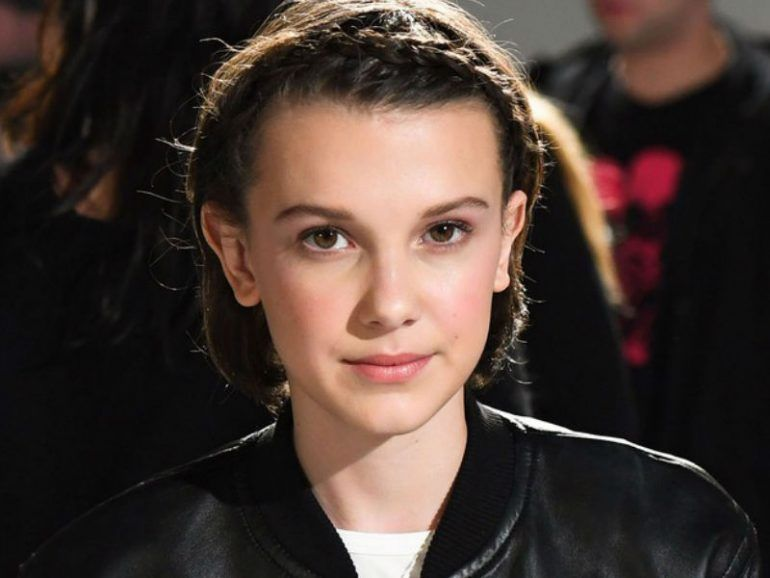 Millie Bobby Brown pide consejos de amor a drake
