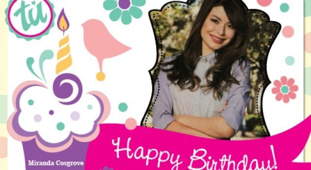 Miranda Cosgrove... ¡so cute!