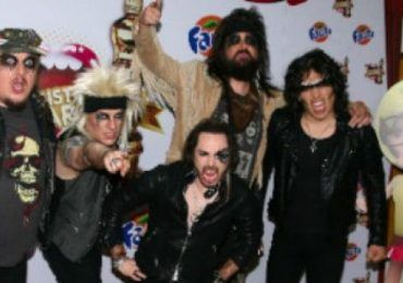 Moderatto en los Irresistible Awards 2012