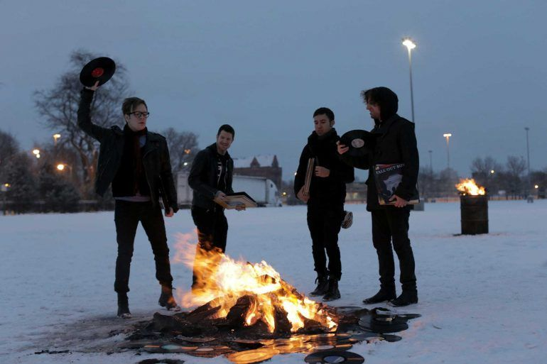 My Songs Know What you did in the Dark de Fall Out Boy