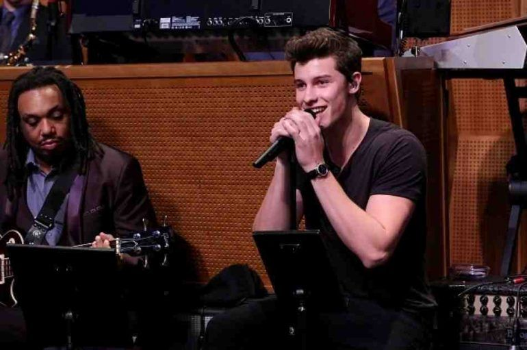 No te pierdas a Shawn Mendes en el Tonight Show de Jimmy Fallon