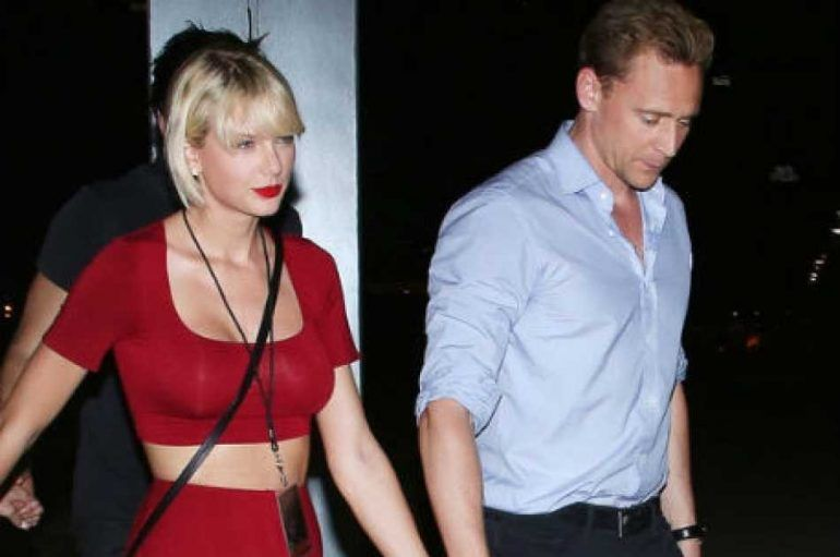 OMG! ¿Taylor Swift y Tom Hiddleston están saliendo de nuevo?