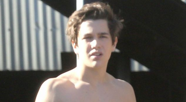 OMG! Austin Mahone se ve ¡superhot!