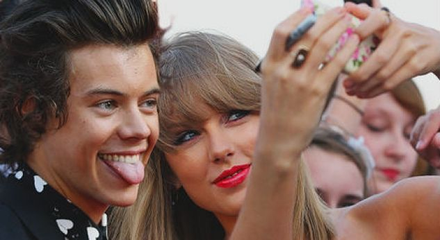 OMG! Taylor Swift y Harry Styles ¡vuelven a verse!