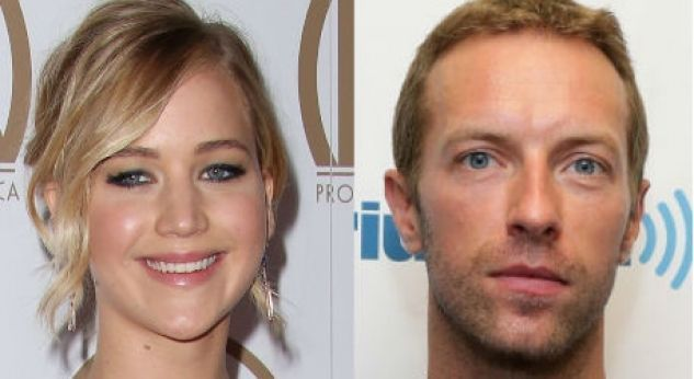 OMG! Jennifer Lawrence y Chris Martin ¡de romance en Nueva York!