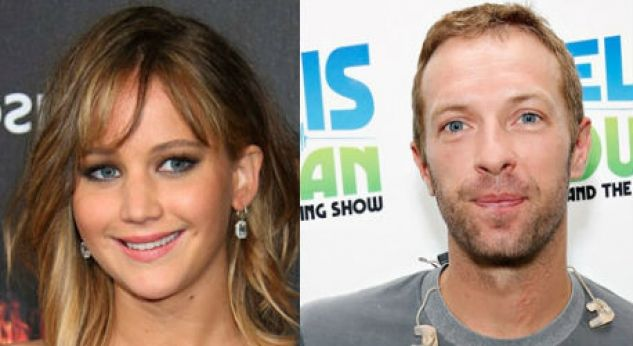 OMG! Jennifer Lawrence y Chris Martin... ¡siguen juntos!