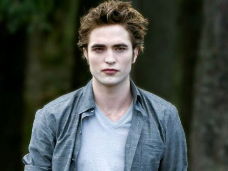Robert pattinson en crepusculo