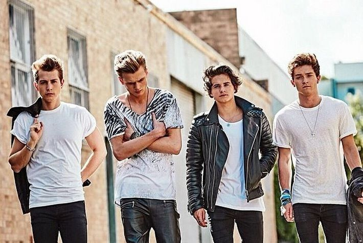 OMG! The Vamps pone furiosas a las directioners