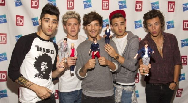 One Direction ¡prepara nuevo video musical en Londres!