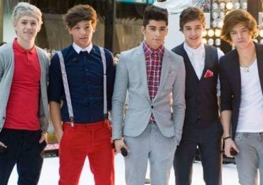 One Direction en The Today Show
