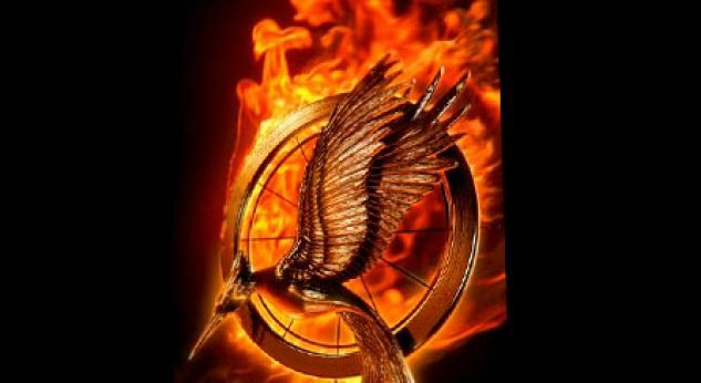 Póster animado de Catching Fire
