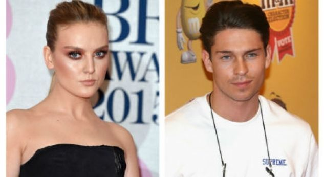 Perrie Edwards olvida a Zayn Malik con el actor Joey Essex
