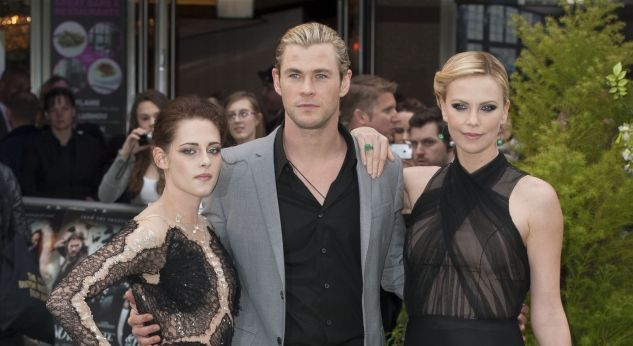 Premiere de Snow White and the Huntsman en Londres