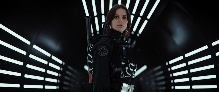 Presentan el primer teaser de Rogue One: Una Historia de Star Wars
