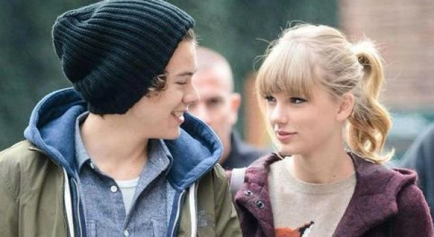 Que Taylor Swift se ve en secreto con Harry Styles