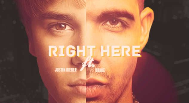 Right Here de Justin Bieber