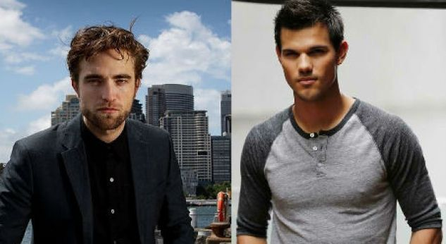 Robert Pattinson VS Taylor Lautner