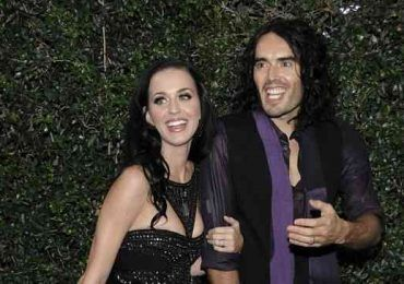 Russell Brand con Katy Perry