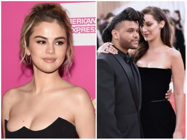 Selena Gomez no puede creer que The Weeknd haya regresado con Bella Hadid