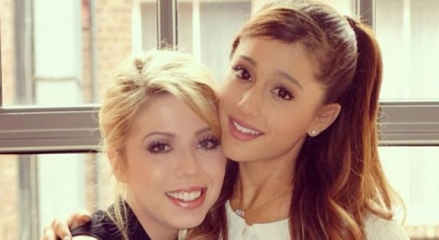 Supercool! Ariana Grande y Jennette McCurdy ¡vuelven a ser BF!