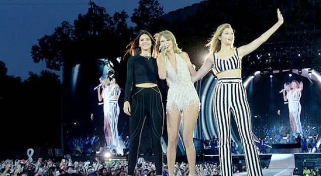 Taylor Swift ¡hace las paces con Kendall Jenner!