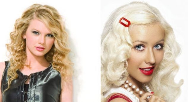 Taylor Swift VS Christina Aguilera