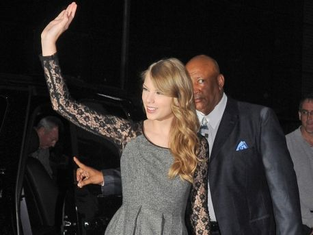 Taylor Swift en Goog Morning America