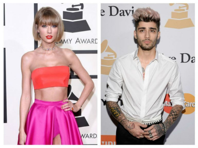 Taylor Swift muestra adelanto del video I Don't Wanna Live Forever con Zayn Malik
