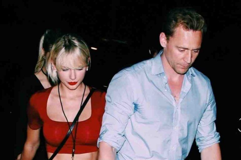 Taylor Swift y Tom Hiddleston tuvieron una cita súper romántica