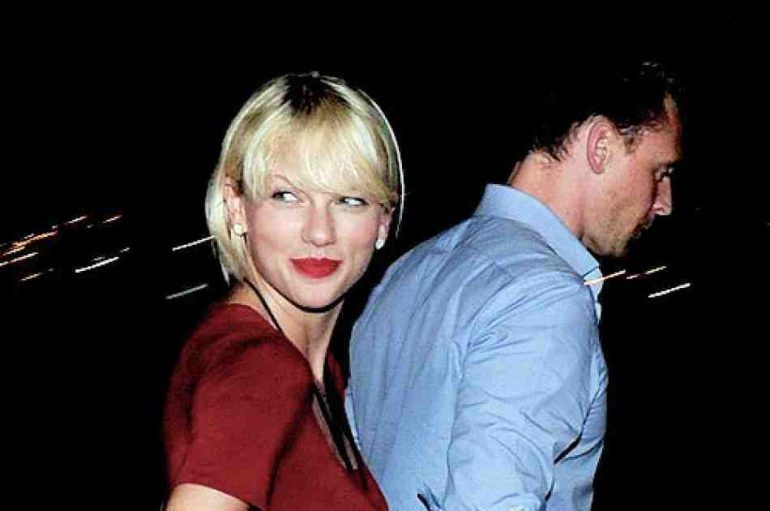 Taylor Swift ya conoció a la mamá de Tom Hiddleston