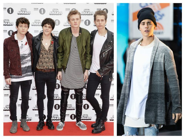 The Vamps hace cover de Sorry de Justin Bieber