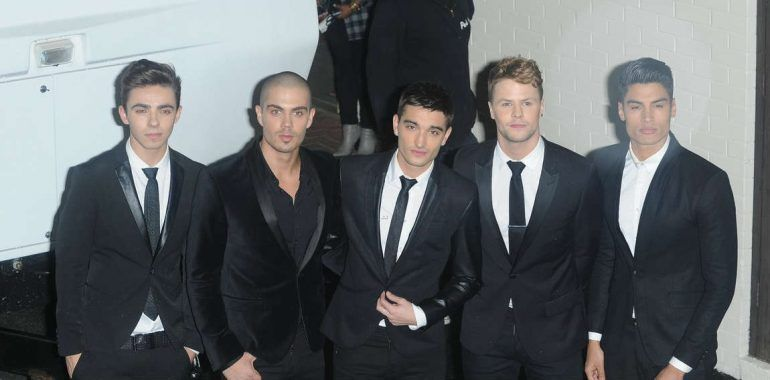 The Wanted ¡cantó Show Me Love en X Factor UK!