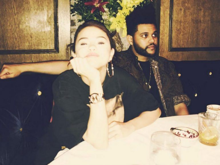 The Weeknd se siente traicionado por Selena Gomez