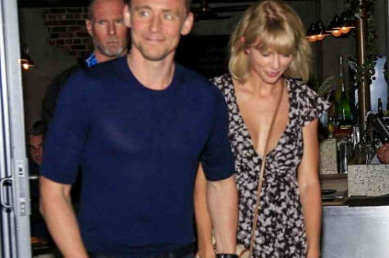 Tom Hiddleston fue entrevistado en la calle para preguntarle por Taylor Swift
