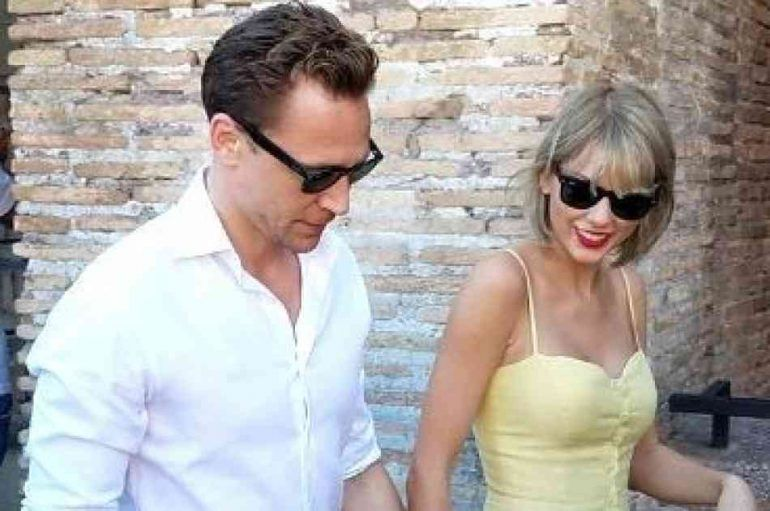 El romance entre Taylor Swift y Tom Hiddleston se está enfriando