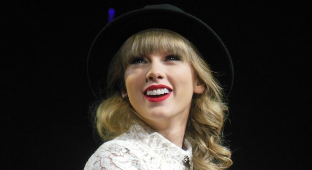 ¡Taylor Swift regala sonrisas!